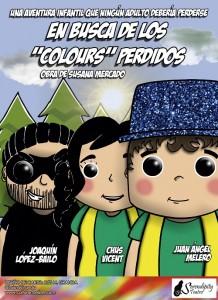 """EN BUSCA DE LOS """"COLOURS"""" PERDIDOS (2)"""