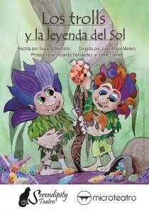 TROLLS Y LA LEYENDA DEL SOL