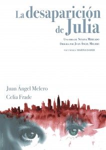 La desaparición de julia CARTEL con Lita